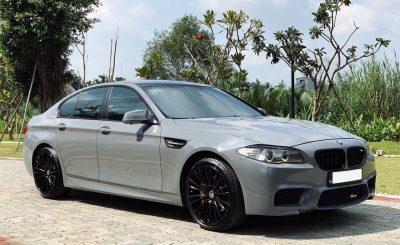 Rao giá gần 1 tỷ đồng cho BMW 523i độ, người bán bị cư dân mạng nhắc nhở vì nêu sai tên vô-lăng