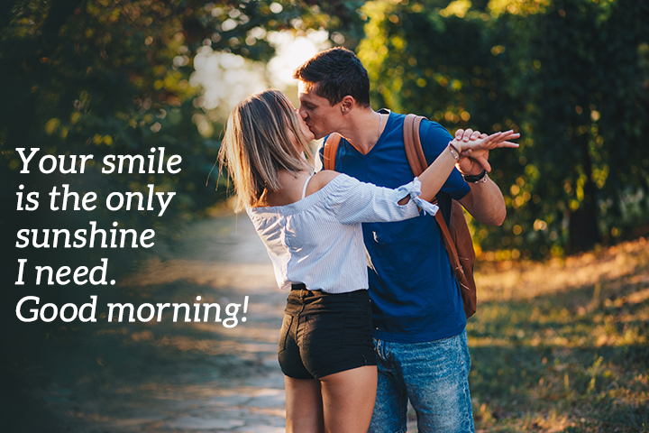 Những tin nhắn chúc buổi sáng hài hước và ngọt ngào cho người yêu