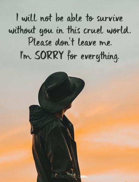 Những tin nhắn hay về tình yêu dùng để xin lỗi bạn gái