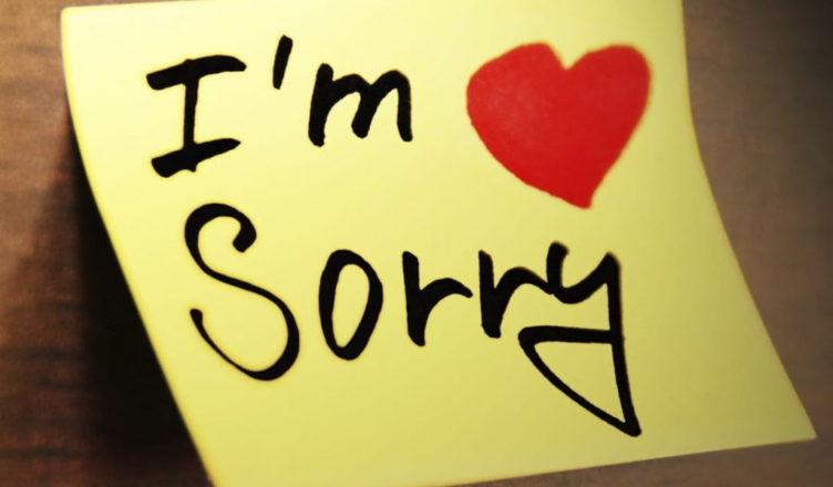 Những tin nhắn xin lỗi người yêu hay nhất