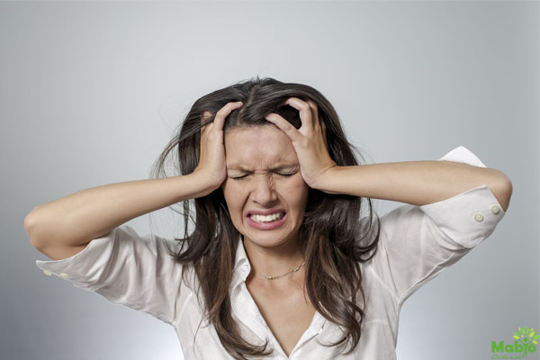Thai giả do mẹ bị căng thẳng