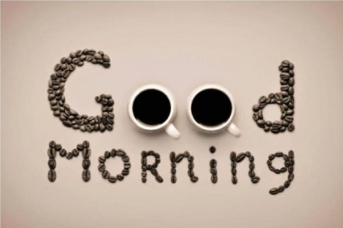 Tin nhắn chúc buổi sáng