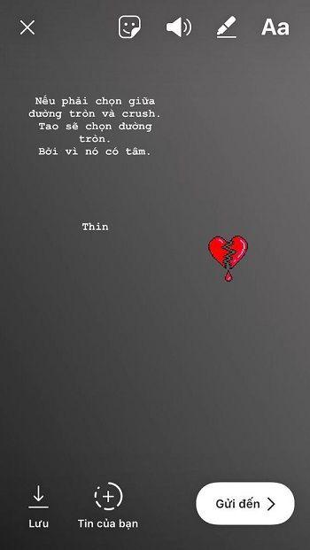 Những ảnh quotes về tình yêu buồn