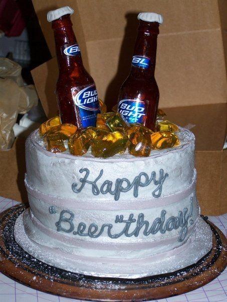Hình ảnh bánh sinh nhật vui nhộn và hài hước cho bạn nhậu