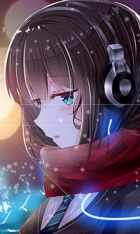 Những bức hình anime nữ lạnh lùng đẹp và chất
