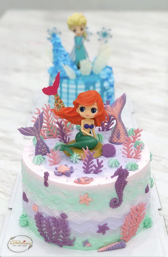 Những chiếc bánh sinh nhật đẹp nhất tặng dành tặng cho bạn bè
