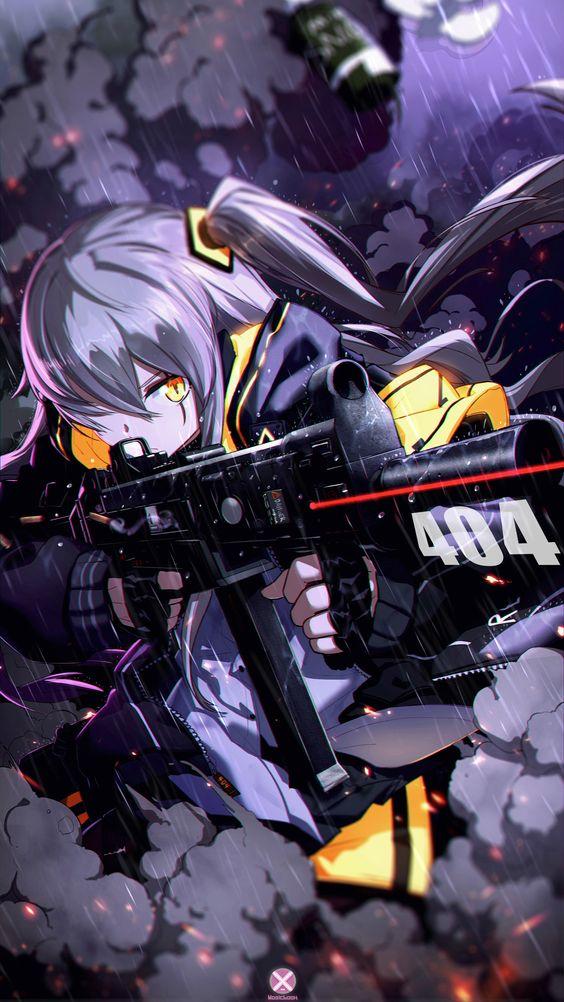 Những hình ảnh anime đẹp và ngầu dùng làm ảnh nền điện thoại