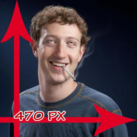Những kích thước đăng ảnh facebook chuẩn