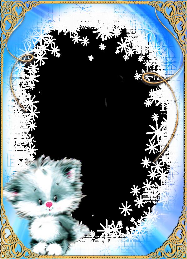 Những khung hình đẹp cho photoshop dành cho người yêu thích mèo