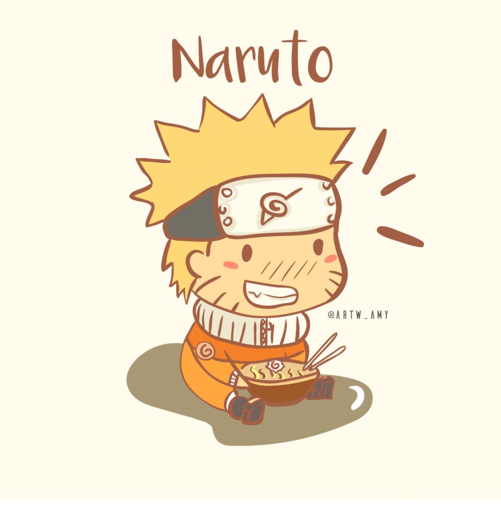 Tải hình ảnh anime chibi Naruto