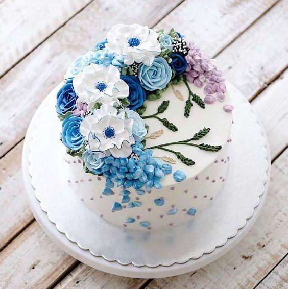 Tải hình bánh sinh nhật tặng cho bạn bè và người thân