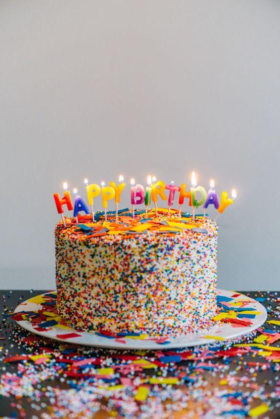 Tổng hợp những hình ảnh bánh sinh nhật đẹp nhất thế giới