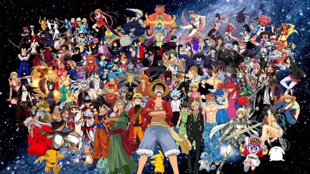 Ảnh nền cho máy tính dành cho các tín đồ One Piece