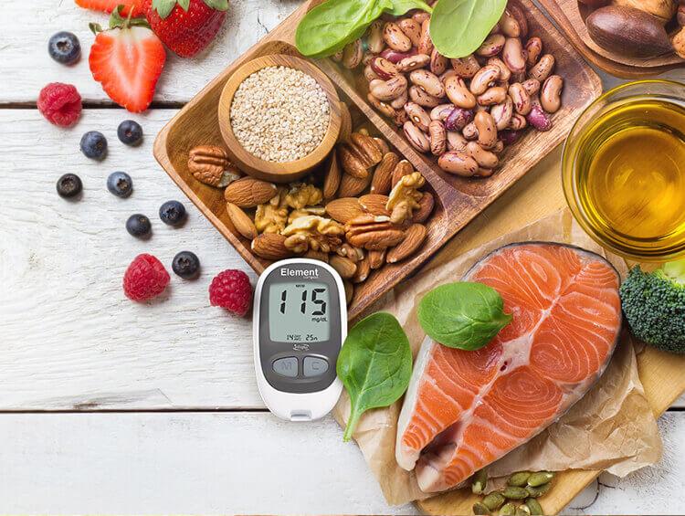 [Cần biết] Thực đơn dành cho người tiểu đường cao huyết áp