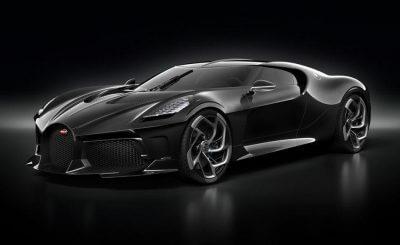 Siêu xe Bugatti Atlantic – chiếc xe độc nhất vô nhị trên thế giới