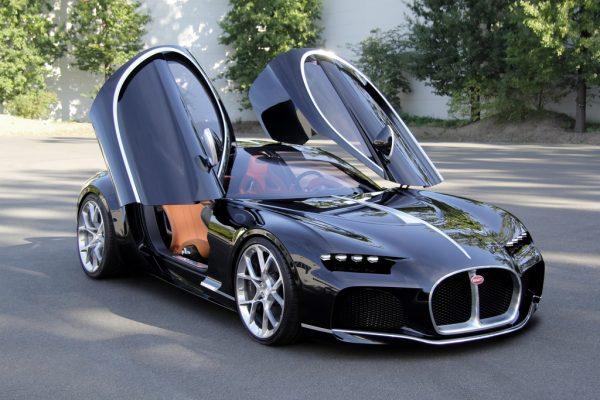 Siêu xe Bugatti Atlantic sang trọng và đẳng cấp
