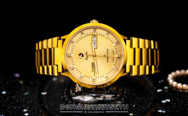 Bảo quản đồng hồ đeo tay mạ vàng