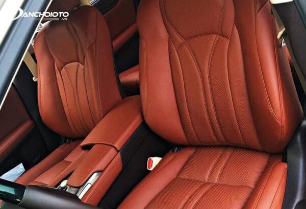 Bọc ghế xe ô tô cần thống nhất rõ các dịch vụ đi kèm khác