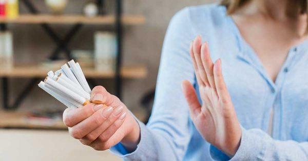 Hãy đứng về phía chồng trong cuộc chiến cai thuốc lá