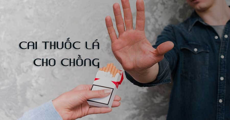 Mách Bạn 10 Phương Pháp Cai Thuốc Lá Cho Chồng