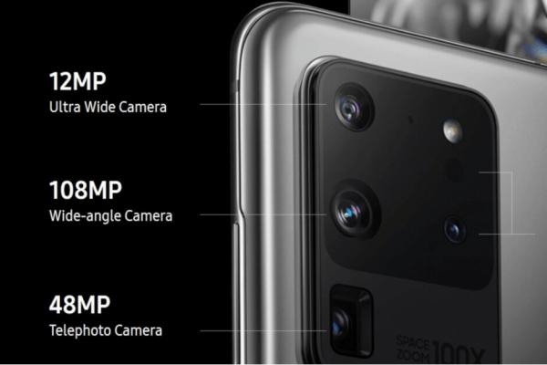 Điện thoại có camera 108MP và Space zoom 100X