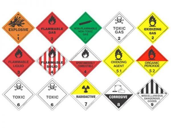 Bảng dữ liệu MSDS hướng dẫn sử dụng an toàn hóa chất