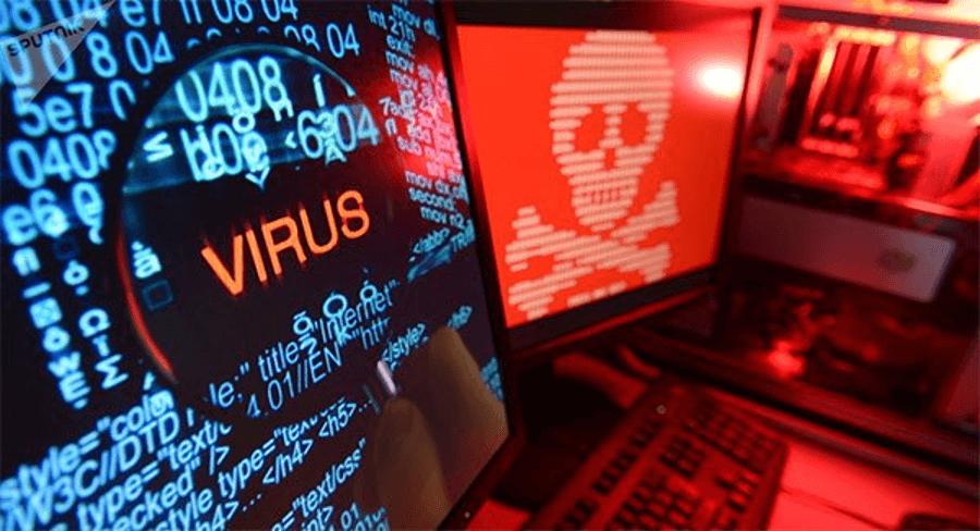 Laptop bị nhiễm virus làm rối loạn chức năng bàn phím