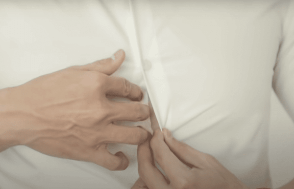 Mẹo khắc phục sơ mi bị chật