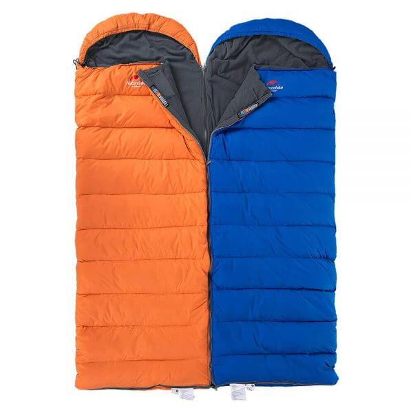 Nhiệt độ của túi ngủ phải vừa đủ