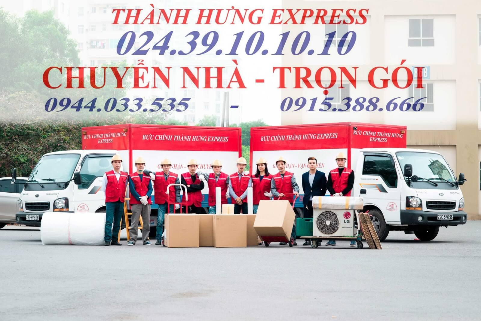 Top 5 tiêu chí đánh giá công ty chuyển nhà Hà Nội uy tín