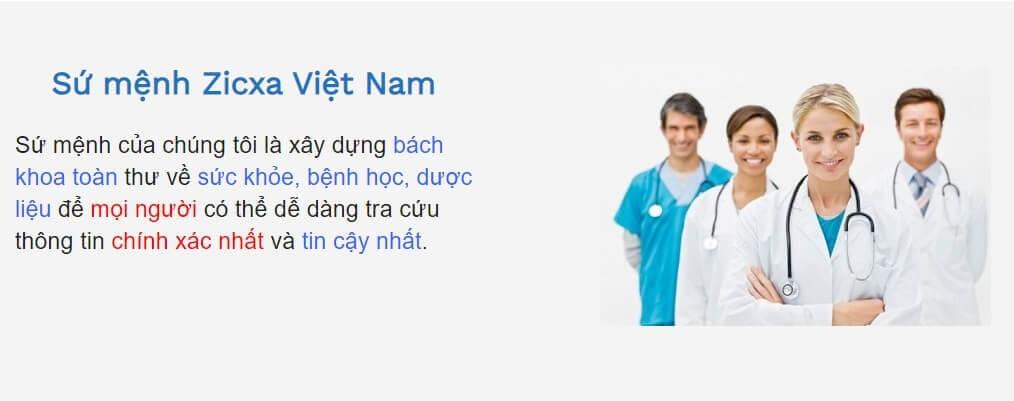 Zicxa Việt Nam là ai - Lịch sử hình thành và phát triển quyển bách khoa sức khỏe online