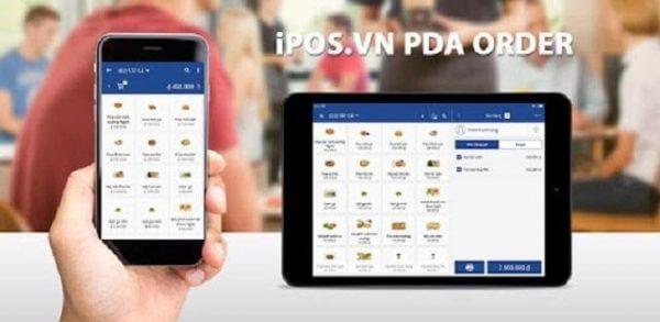 iPOS - quản trị tổng hợp tất cả các thông tin cửa hàng