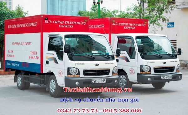 Dịch vụ chuyển nhà Hà Nội - chuyển nhà trọn gói Thành Hưng
