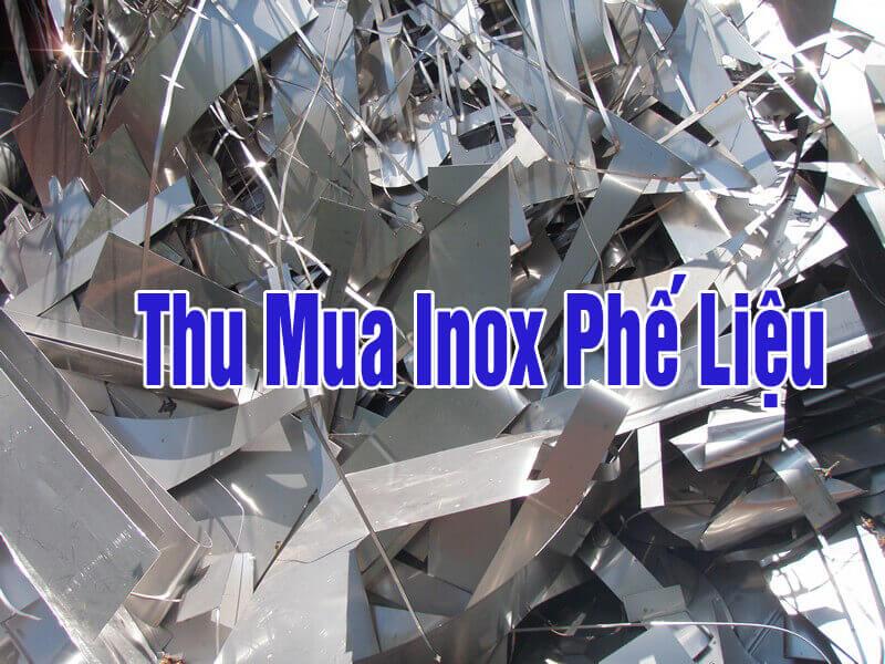 Giá inox phế liệu bao tiền 1kg Bán phế liệu inox ở đâu được giá tốt nhất