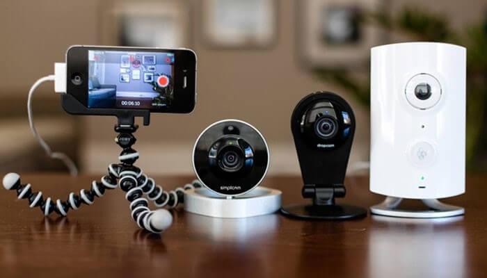 Camera an ninh là phần không thể thiếu cho một ngôi nhà thông minh