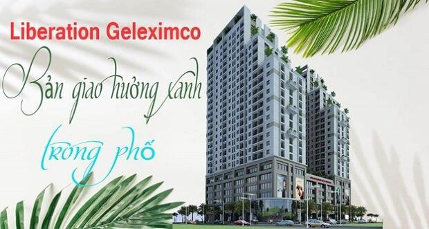 Liberation Geleximco - Một trong những dự án chung cư cao cấp hot nhất hiện nay