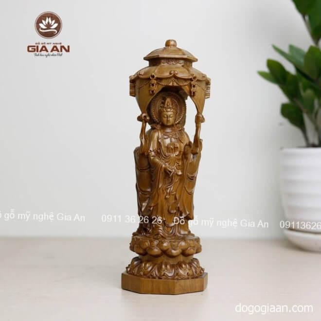Đồ Gỗ Mỹ Nghệ Gia An - Địa chỉ uy tín chuyên cung cấp tượng gỗ đẹp, chất lượng