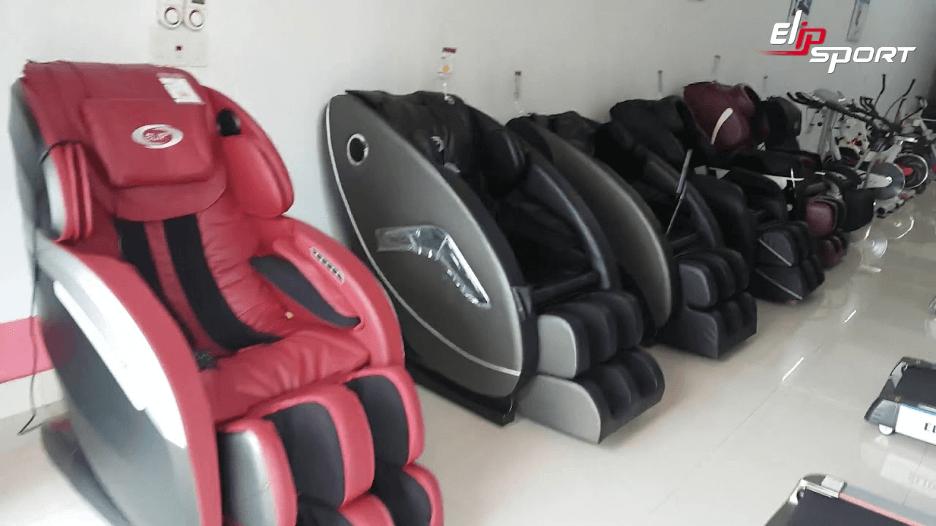 Địa chỉ mua ghế massage, máy chạy bộ uy tín