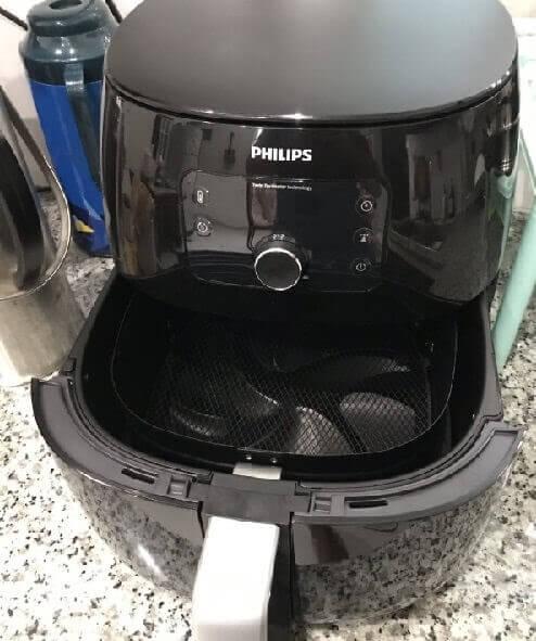 Nồi của Philip không bị hôi nhựa như Lock&Lock