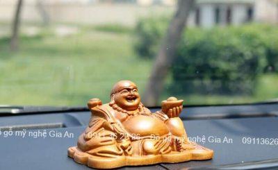 Phật Di Lặc tượng trưng cho sự ấm no, hạnh phúc