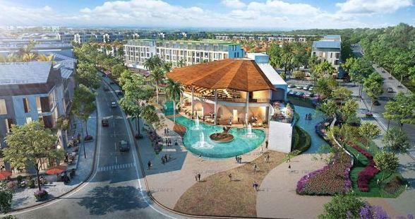 Dự án Meyhomes Capital Phú Quốc được xây dựng trên quy mô lớn
