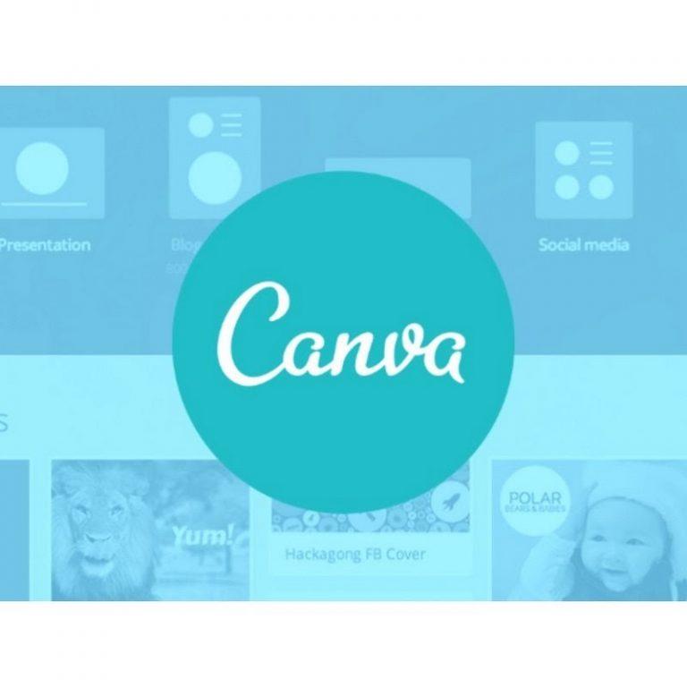 Canva là công cụ thiết kế logo tuyệt vời với kho template có sẵn và sự đa dạng để hiệu chỉnh hình ảnh