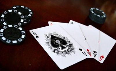 Cách tính tiền khi chơi bài catte