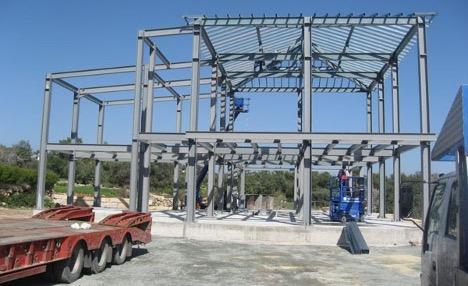 Tiêu chuẩn thi công nhà thép tiền chế tuân theo tiêu chuẩn TCXDVN- 170-2007
