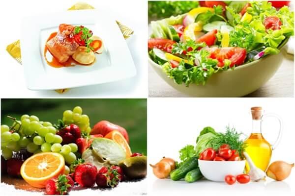 Cách giảm cân toàn thân nhanh nhất tại nhà là ăn nhiều hoa quả