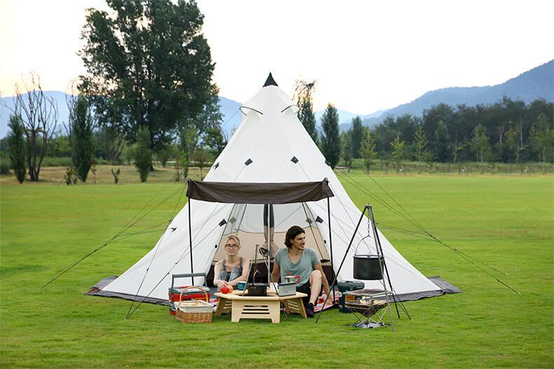 Kinh nghiệm mua lều cắm trại giá rẻ và phù hợp nhất