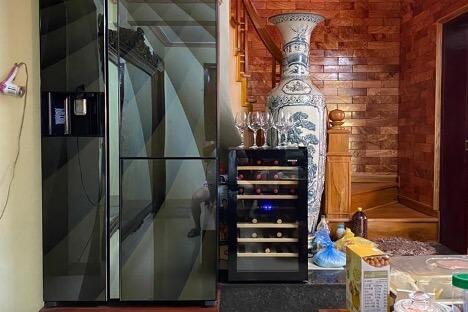 Mua tủ bảo quản rượu vang ở đâu uy tín, chất lượng?