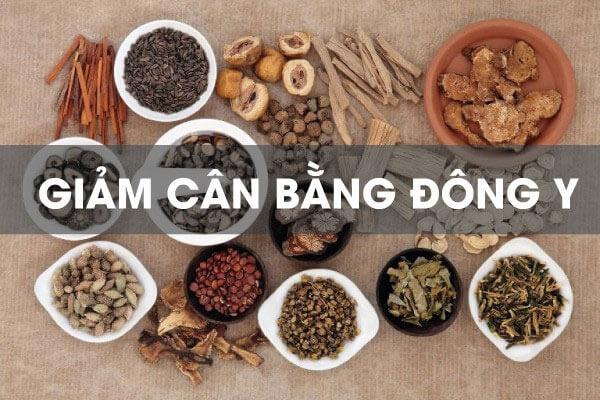 Sử dụng các loại thực vật đông y là cách giảm cân nhanh nhất tại nhà không dùng thuốc