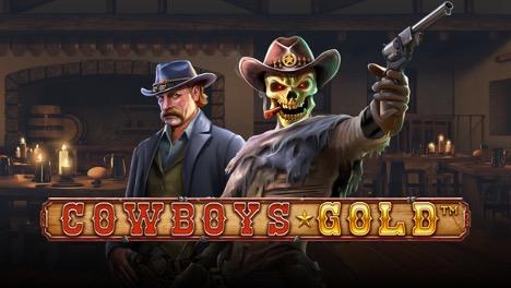 Trò chơi Cowboys Gold Slot