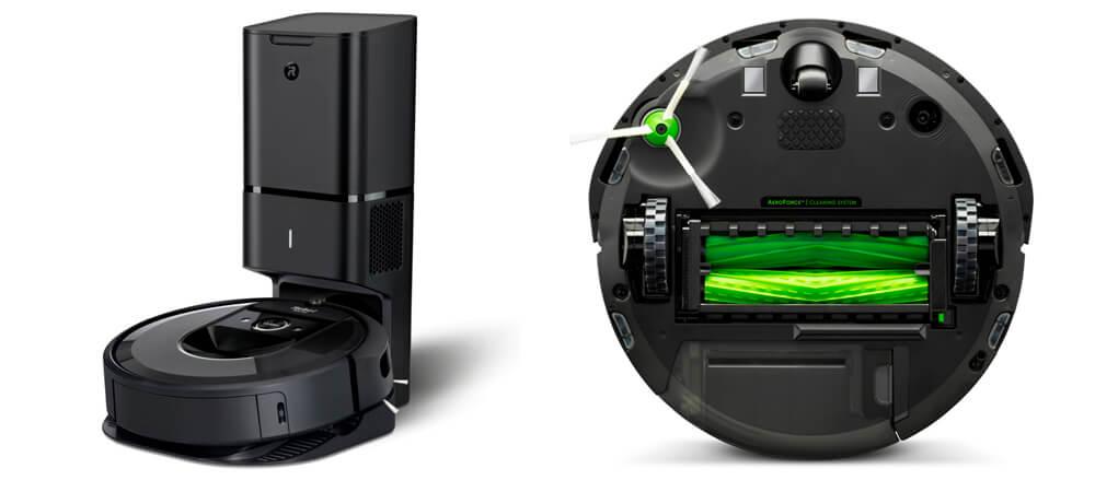 iRobot Roomba i7 Plus với giá 799$